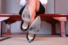 Leg Shoes Image Collection 053