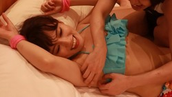 I tickled Kotori-san!