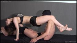 【MistressLand】再訓練地下牢獄の美しき教官 #014