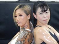 Agony Kickboxing 004 Mayumi Kanzaki vs Rui Samejima