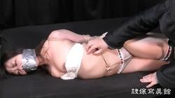 Haru Sakurano - Bound and Gagged after Midnight  - Full Movie