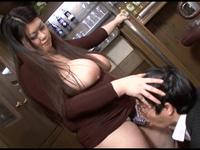 【JAMS】ミラクルボイン!超乳圧迫女子 #006