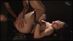【グローリークエスト】鉄拘束アナル拷問 #021