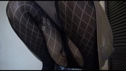 【ツバメの巣】おねえさんの私物パンスト その匂い立つエロスを全部味わいたい! #002