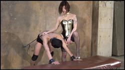【MistressLand】再訓練地下牢獄の美しき教官 #004