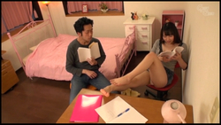 【グローリークエスト】勉強嫌いな受験生が親に無理矢理つけられた家庭教師を挑発してクビにするためのビデオ #001