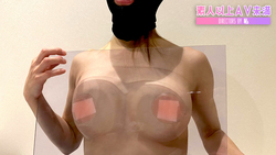 [Crimping tightly! Pushing your boobs against the acrylic board] -Gachi amateur metamorphosis girl, ◯ beauty-